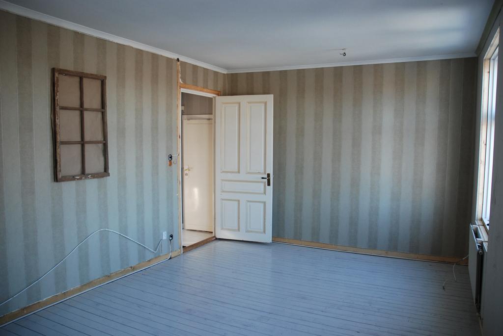 Rummet före